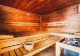 Waldhotel Soodener Hof, Sauna