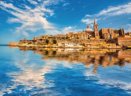Die spannende Inselgruppe Malta entdecken, Valletta