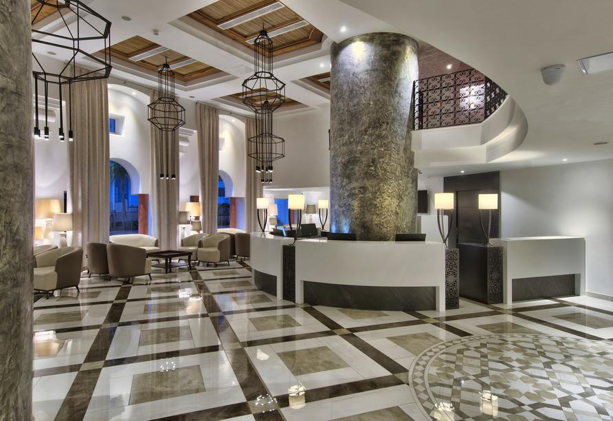 Die spannende Inselgruppe Malta entdecken, Lobby