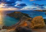 Die spannenden Inselgruppe Malta entdecken, Gnejna Bay und Golden Bay