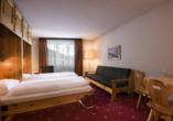 Club Hotel Davos, Zimmerbeispiel