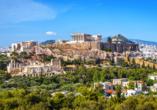 Mein Schiff Herz, Athen/Griechenland