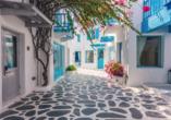 Mein Schiff Herz, Santorin/Griechenland