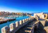 Mein Schiff Herz, Heraklion, Kreta/Griechenland