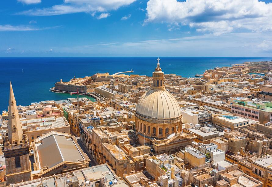 Mein Schiff Herz, Valetta/Malta