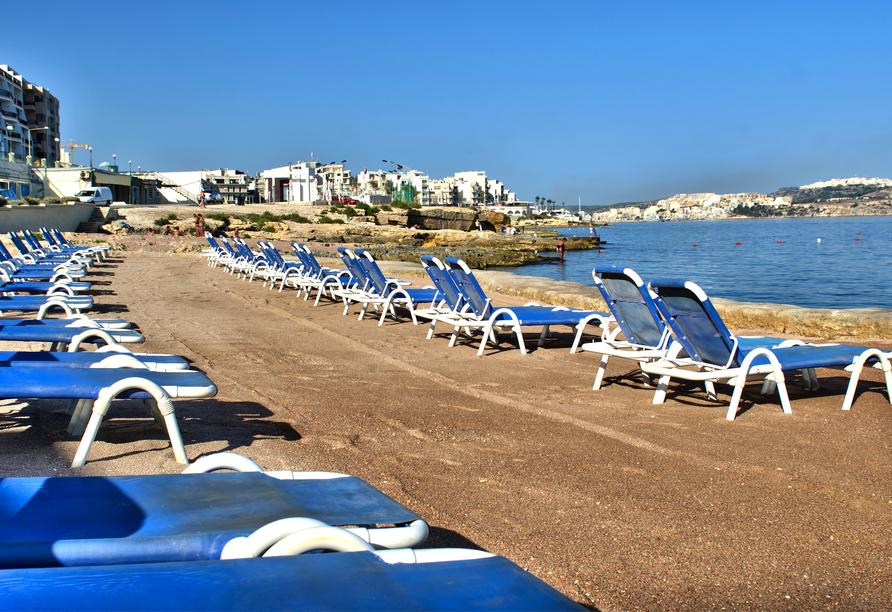 db San Antonio Hotel + Spa, Strand