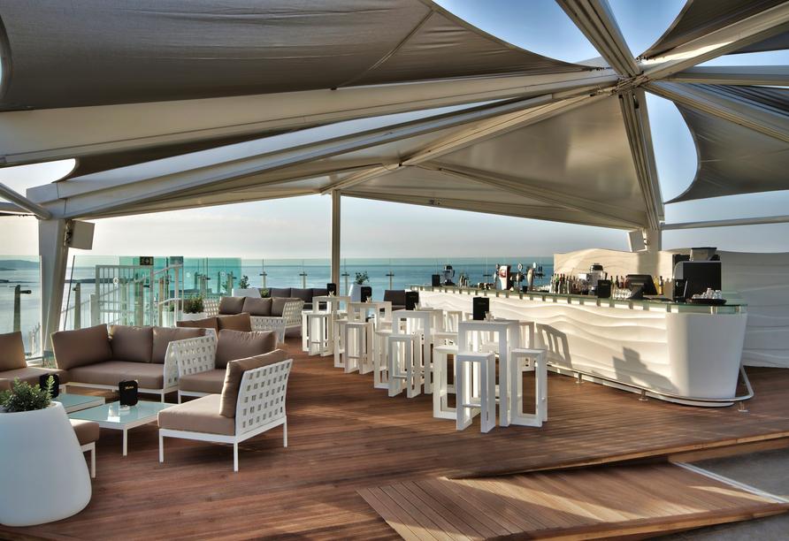 db San Antonio Hotel + Spa, Rooftop-Bar