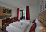 Hotel Gut Funkenhof, Zimmerbeispiel