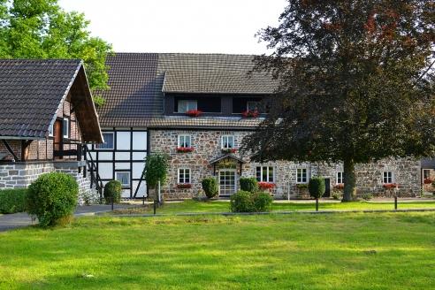 Hotel Gut Funkenhof, Außen