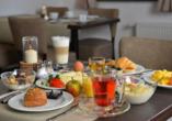 Hotel Gut Funkenhof, Frühstück