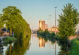 Radrundreise Bad Bentheim - Holland, Almelo