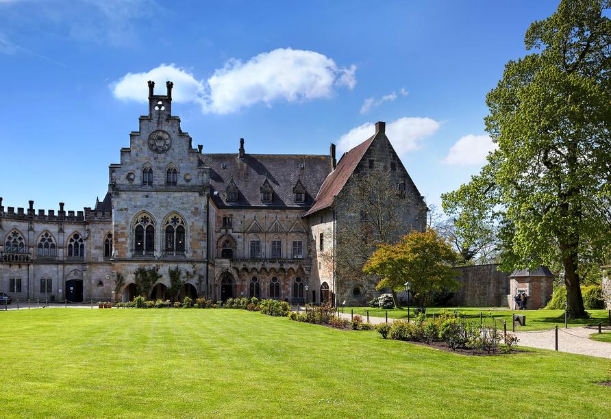 Radrundreise Bad Bentheim - Holland, Burg Bad Bentheim