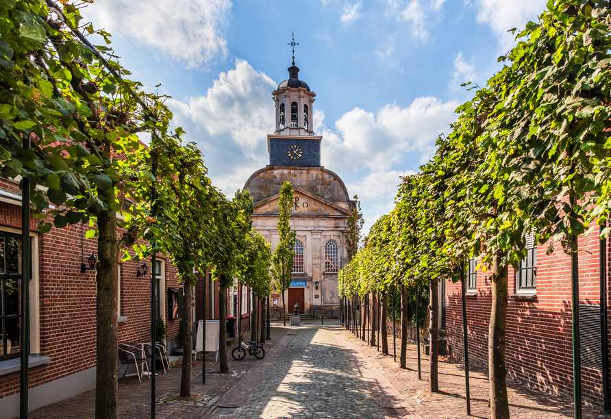 Radrundreise Bad Bentheim - Holland, Ootmarsum