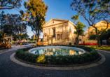 Die spannenden Inseln Malta und Gozo entdecken, Upper Barakka Gardens Valletta