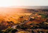 Die spannenden Inseln Malta und Gozo entdecken, Landschaft Malta