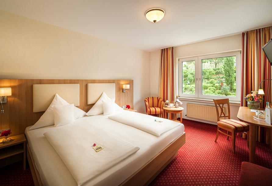 Hotel Pistono in Dieblich an der Mosel, Zimmerbeispiel