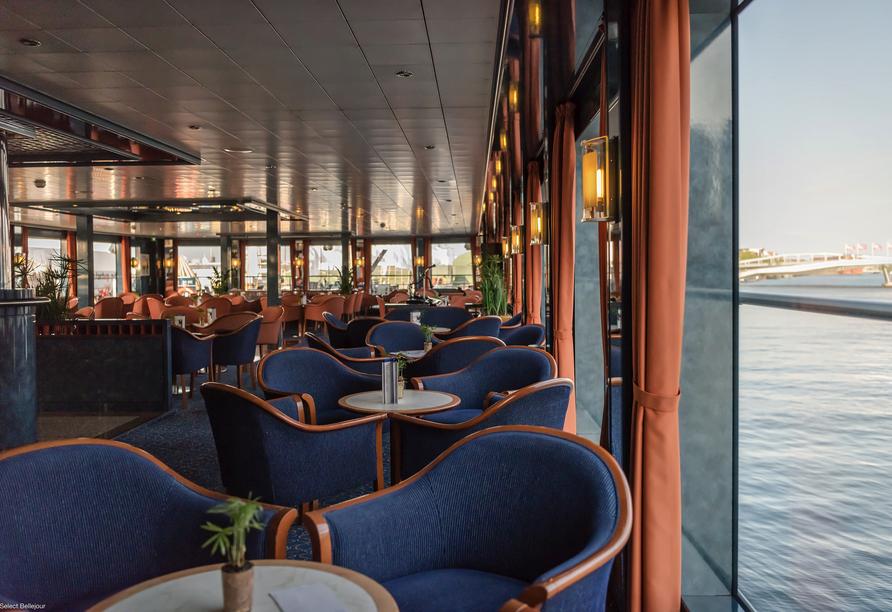 MS Crucedream, Lounge