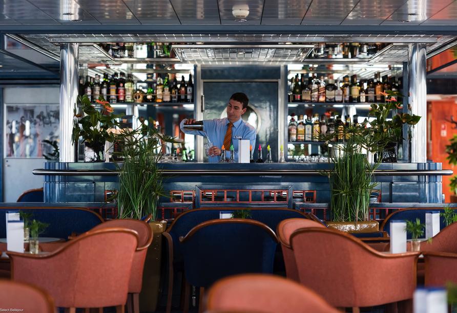 MS Crucedream, Bar