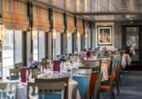 MS Crucedream, Restaurant