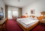 Wellnesshotel Kohlerhof Fügen Zillertal, Beispiel Komfortzimmer