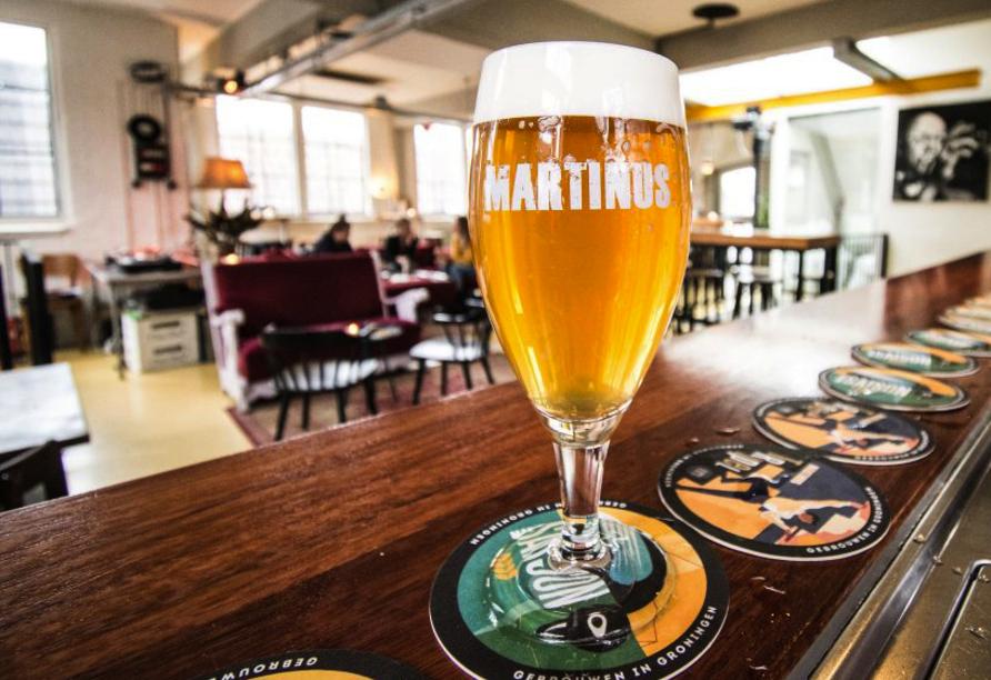 Martinus Brauerei Groningen