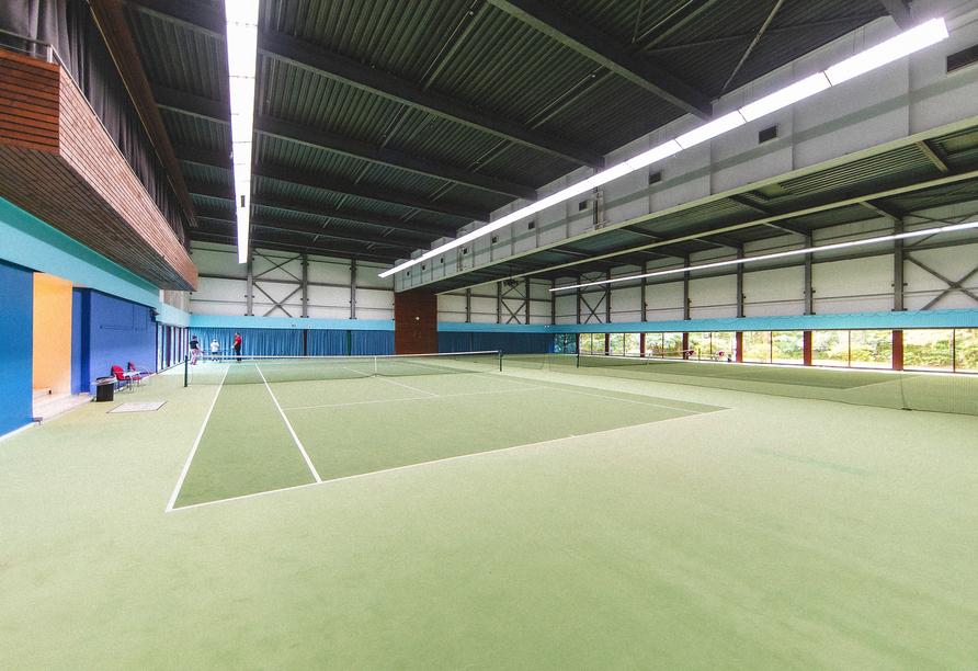 PLAZA Premium Timmendorfer Strand, Tennishalle