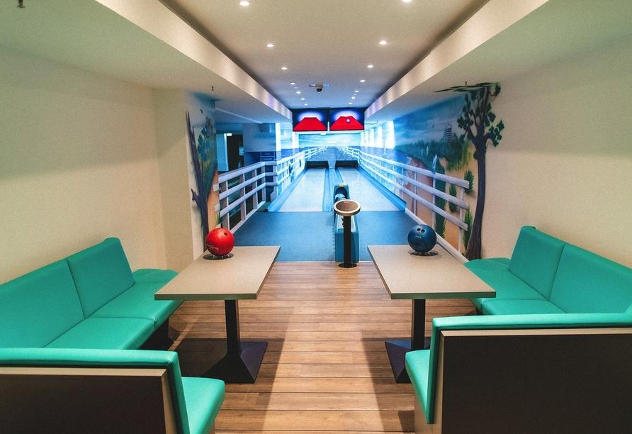 PLAZA Premium Timmendorfer Strand, Bowling