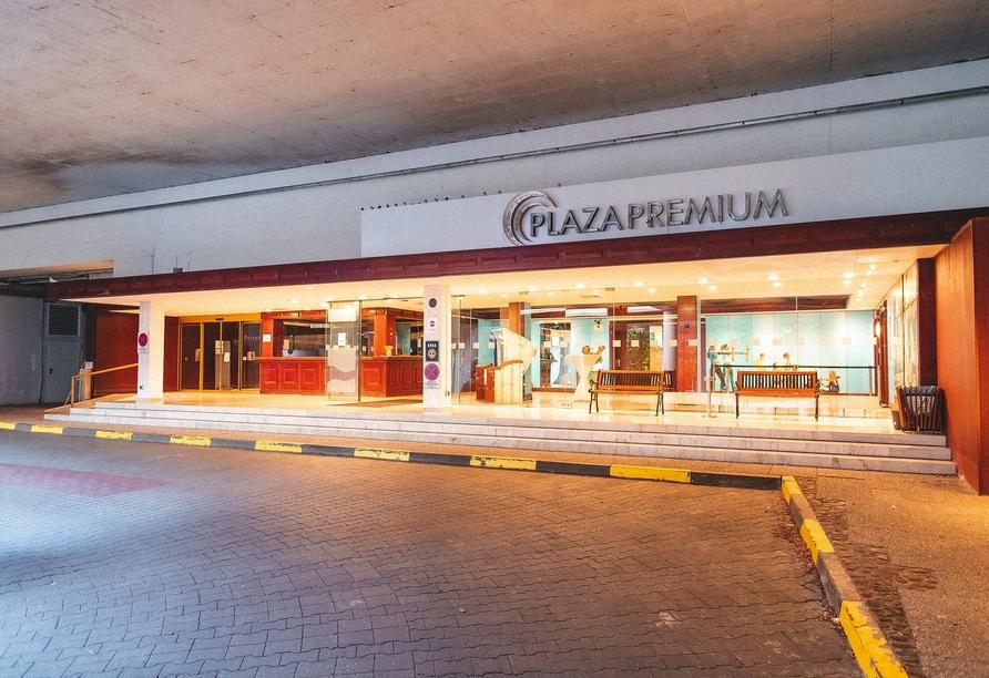 PLAZA Premium Timmendorfer Strand, Eingangsbereich