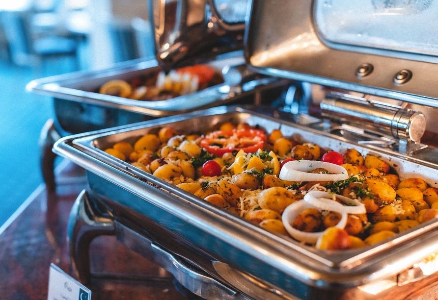 PLAZA Premium Timmendorfer Strand, Buffet