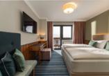 Beispiel eines Doppelzimmers Superior im Hotel Erzherzog Johann