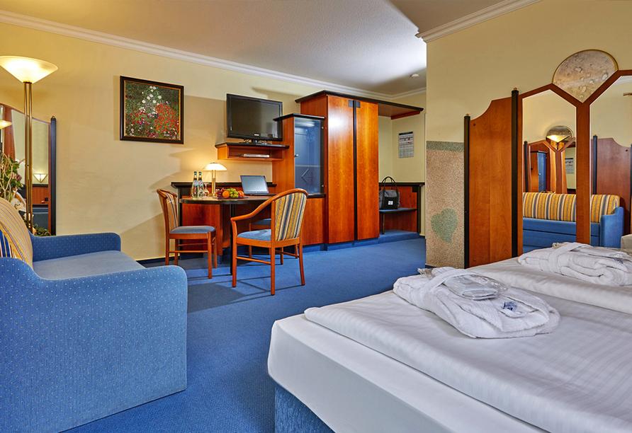 Hotel Linderhof in Erfurt, Zimmerbeispiel