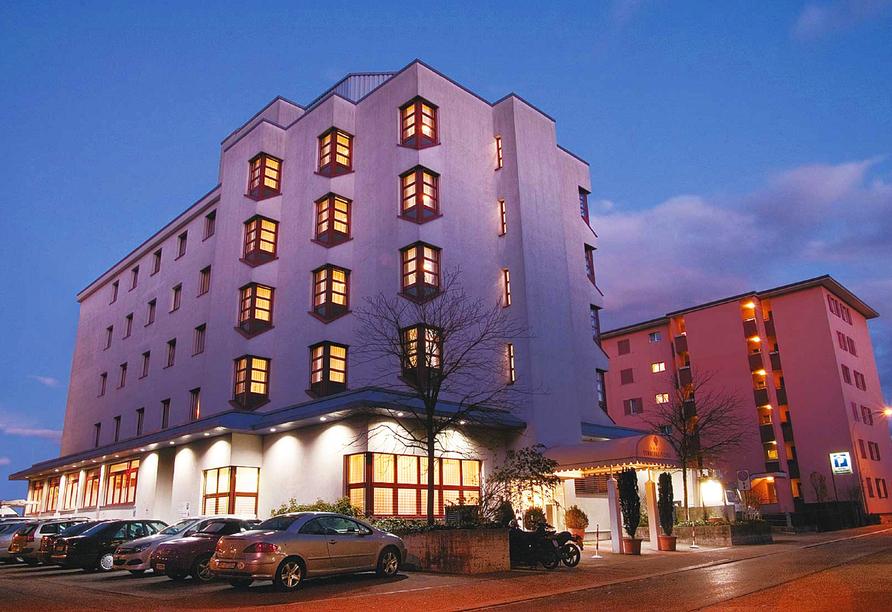 Hotel Sommerau-Ticino, Außenansicht