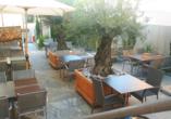 Hotel Sommerau-Ticino, Terrasse