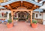 Herzlich willkommen im Das Bergmayr - Chiemgauer Alpenhotel!