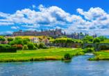 Rundreise Frankreich, Carcassonne