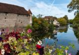 Rundreise Frankreich, Chablis