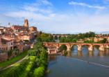 Rundreise Frankreich, Toulouse