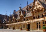 Rundreise Frankreich, Hôtel-Dieu Beaune