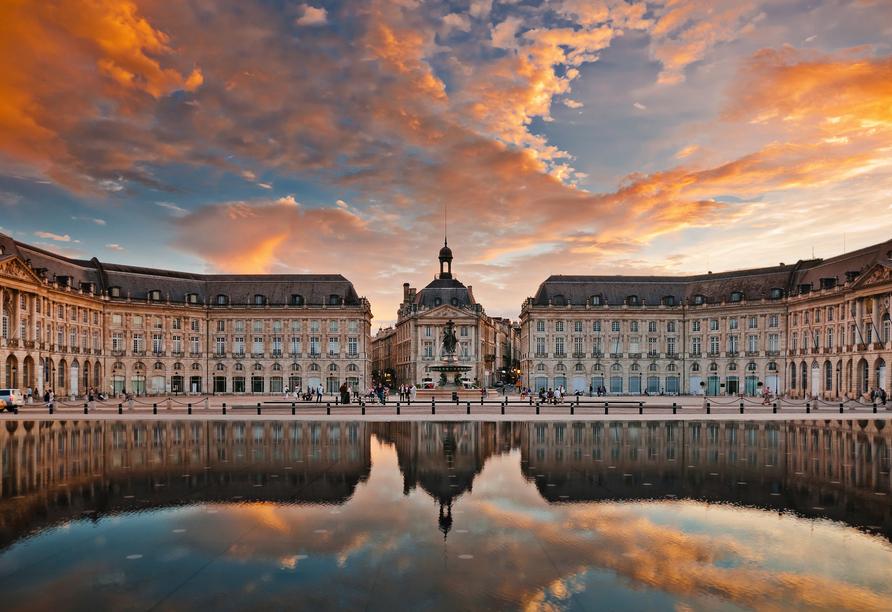 Rundreise Frankreich, Bordeaux
