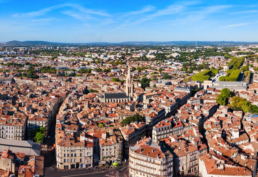 Rundreise Frankreich, Montpellier