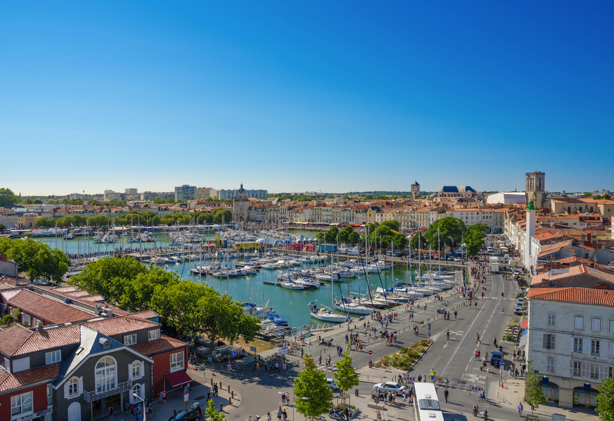 Rundreise Frankreich, La Rochelle