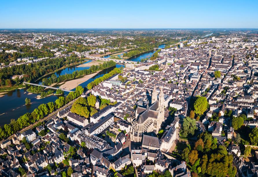 Rundreise Frankreich, Tours