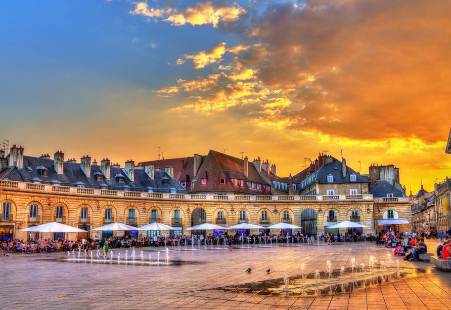 Rundreise Frankreich, Dijon