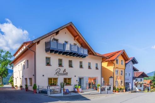 Herzlich willkommen im Wander und Aktivhotel Rösslwirt!