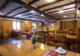 Restaurant im Hôtel le Relais d'Issenheim