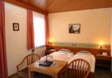 Hotel Völserhof in Bad Hofgastein, Zimmerbeispiel