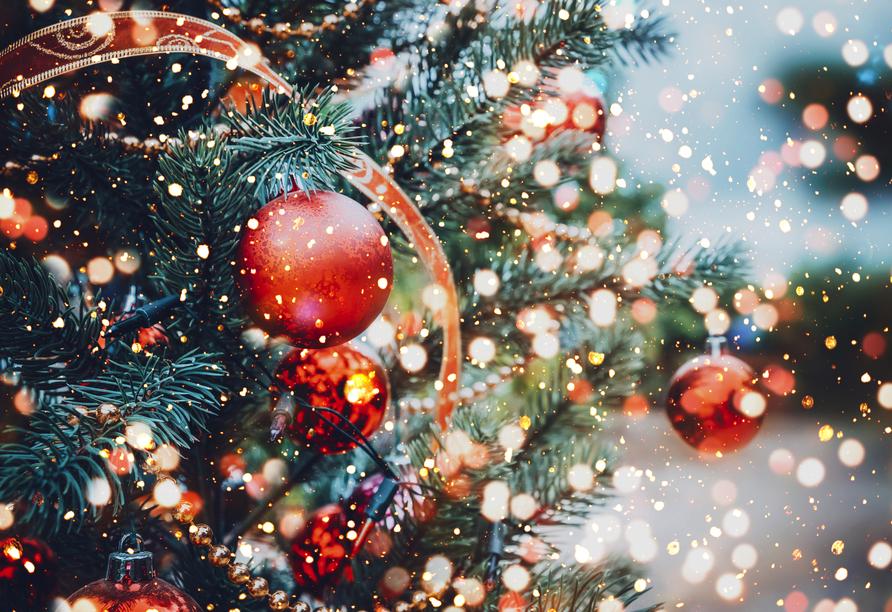 Verbringen Sie besinnliche Weihnachtstage im Spessart!