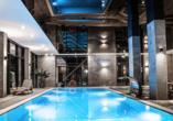 Saltic Resort & Spa, Gribow, Polnische Ostsee, Hallenbad