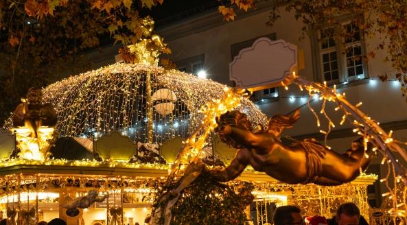 Der Weihanchtsmarkt in Koblenz erwartet Sie!