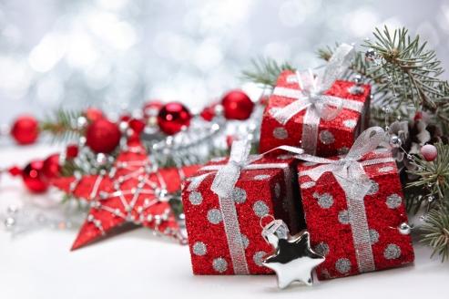 Freuen Sie sich auf eine besinnliche Weihnachtszeit.